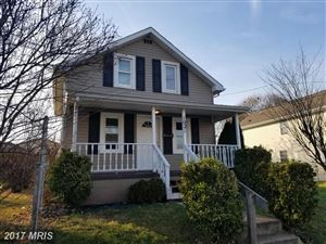 Photo of 1021 FLORIDA AVE, HAGERSTOWN, MD 21740 (MLS # WA10119141)