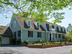 Photo of 22 PRIMROSE ST, CHEVY CHASE, MD 20815 (MLS # MC10233142)