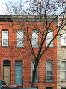 Photo of 1433 CHARLES ST S, BALTIMORE, MD 21230 (MLS # BA10136146)