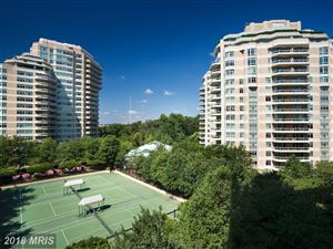 Photo of 5610 WISCONSIN AVE #607, CHEVY CHASE, MD 20815 (MLS # MC10203146)