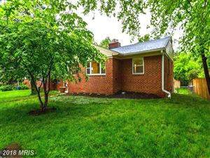 Photo of 1703 FLORIN ST, SILVER SPRING, MD 20902 (MLS # MC10247149)