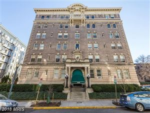 Photo of 2122 CALIFORNIA ST NW #555, WASHINGTON, DC 20008 (MLS # DC10219150)
