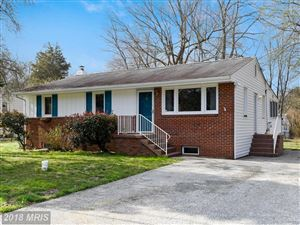 Photo of 105 GARDNER DR, ANNAPOLIS, MD 21403 (MLS # AA10211152)