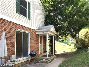 Photo of 106 HAMMERSHIRE RD #D, REISTERSTOWN, MD 21136 (MLS # BC10312152)
