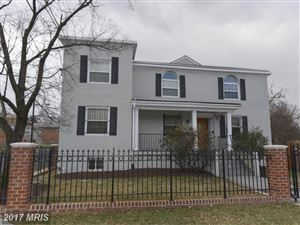 Photo of 4915 NANNIE HELEN BURROUGHS AVE NE #B02, WASHINGTON, DC 20019 (MLS # DC10120154)