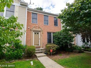 Photo of 403 WOODHILL DR, OWINGS MILLS, MD 21117 (MLS # BC10314157)