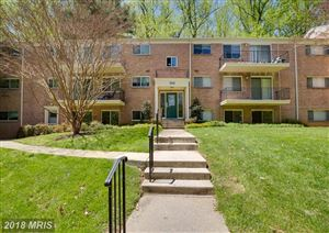 Photo of 10530 MONTROSE AVE #M-102, BETHESDA, MD 20814 (MLS # MC10227157)