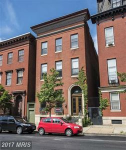 Photo of 812 PARK AVE, BALTIMORE, MD 21201 (MLS # BA9661161)