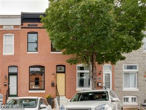 Photo of 413 CLINTON ST S, BALTIMORE, MD 21224 (MLS # BA10325163)
