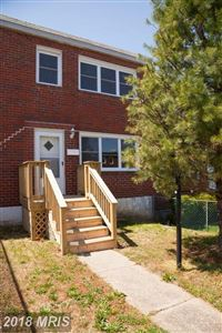 Photo of 5112 4TH ST, BALTIMORE, MD 21225 (MLS # AA10240164)