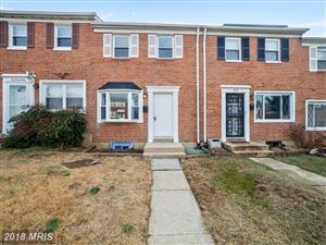 Photo of 623 MARKHAM RD, BALTIMORE, MD 21229 (MLS # BA10135166)