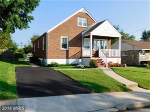 Photo of 7618 MARS AVE, BALTIMORE, MD 21234 (MLS # BA10322166)