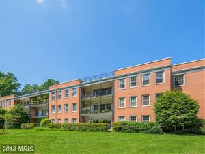 Photo of 3535 CHEVY CHASE LAKE DR #101, CHEVY CHASE, MD 20815 (MLS # MC10011168)