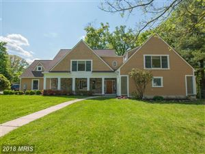 Photo of 8540 WEST HOWELL RD, BETHESDA, MD 20817 (MLS # MC10278170)