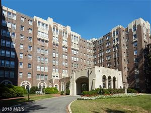 Photo of 4000 CATHEDRAL AVE NW #334-335B, WASHINGTON, DC 20016 (MLS # DC10220172)