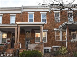 Photo of 2851 MAYFIELD AVE, BALTIMORE, MD 21213 (MLS # BA10140173)