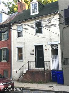 Photo of 238 2ND ST, FREDERICK, MD 21701 (MLS # FR9799173)