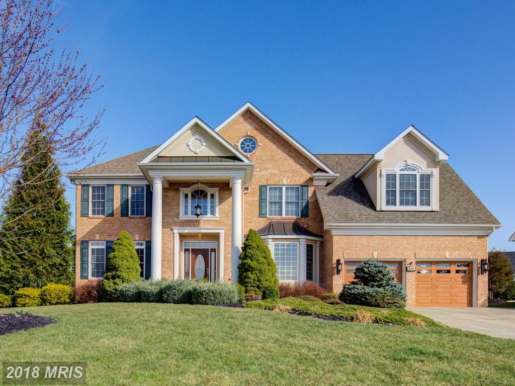 Photo for 214 TAGGART DR, WINCHESTER, VA 22602 (MLS # FV10197174)