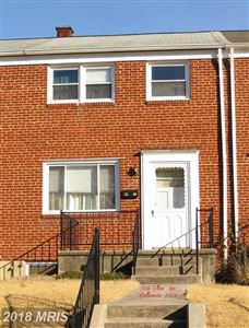 Photo of 2236 ELLEN AVE, BALTIMORE, MD 21234 (MLS # BC10159175)