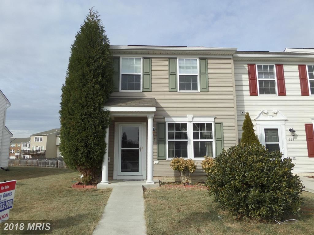 Photo for 117 CHECKO CT, MARTINSBURG, WV 25401 (MLS # BE10134175)