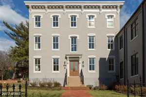 Photo of 2715 N ST NW, WASHINGTON, DC 20007 (MLS # DC9848176)