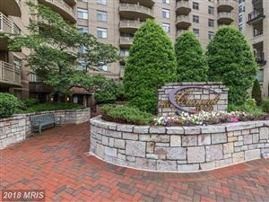 Photo of 7111 WOODMONT AVE #907, BETHESDA, MD 20815 (MLS # MC10198176)