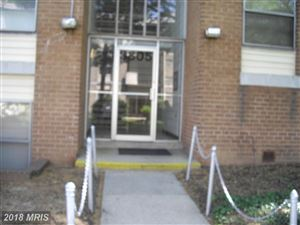 Photo of 3805 SAINT BARNABAS RD #T, SUITLAND, MD 20746 (MLS # PG10247177)