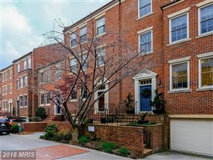 Photo of 3636 WINFIELD LN NW, WASHINGTON, DC 20007 (MLS # DC10130178)