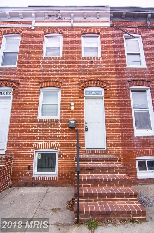 Photo for 1430 WARD ST, BALTIMORE, MD 21230 (MLS # BA10134178)
