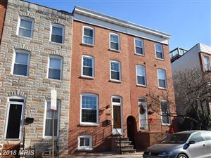 Photo of 1239 BATTERY AVE, BALTIMORE, MD 21230 (MLS # BA10122179)
