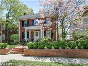 Photo of 3108 CATHEDRAL AVE NW, WASHINGTON, DC 20008 (MLS # DC10228180)