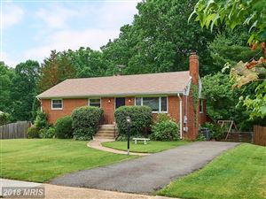 Photo of 7302 CAMP ALGER AVE, FALLS CHURCH, VA 22042 (MLS # FX10278180)