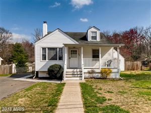 Photo of 7489 MONTEVIDEO CT, JESSUP, MD 20794 (MLS # AA10209181)