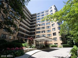Photo of 4740 CONNECTICUT AVE NW #803, WASHINGTON, DC 20008 (MLS # DC10270182)
