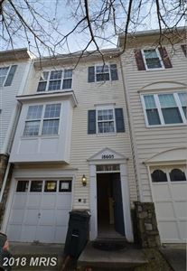 Photo of 18605 VILLAGE FOUNTAIN DR, GERMANTOWN, MD 20874 (MLS # MC10138182)
