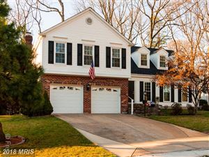 Photo of 330 RED MAGNOLIA CT, MILLERSVILLE, MD 21108 (MLS # AA10170183)