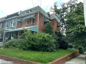 Photo of 501 LONGFELLOW ST NW, WASHINGTON, DC 20011 (MLS # DC10322184)