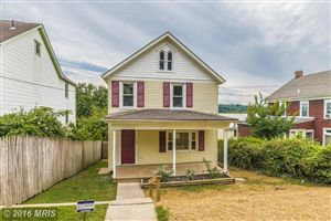 Photo of 506 E A ST, BRUNSWICK, MD 21716 (MLS # FR9735184)