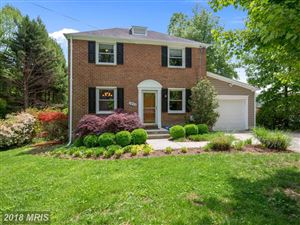 Photo of 7915 KENTBURY DR, BETHESDA, MD 20814 (MLS # MC10220189)