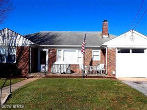 Photo of 206 MAPLE AVE, NEW WINDSOR, MD 21776 (MLS # CR10128190)
