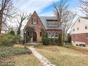Photo of 719 REGESTER AVE, BALTIMORE, MD 21212 (MLS # BC10185193)
