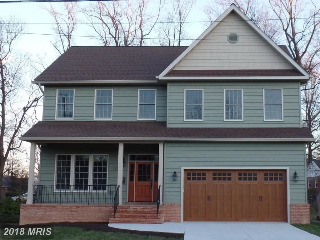Photo for 1744 PIMMIT DR, FALLS CHURCH, VA 22043 (MLS # FX10093193)
