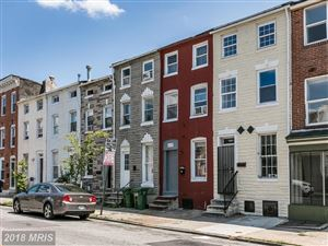 Photo of 1221 LOMBARD ST, BALTIMORE, MD 21223 (MLS # BA10322197)