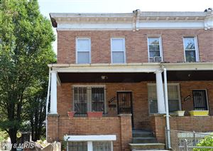 Photo of 2747 BERYL AVE, BALTIMORE, MD 21205 (MLS # BA10299199)