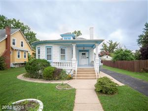 Photo of 5201 CARTER AVE, BALTIMORE, MD 21214 (MLS # BA10326199)