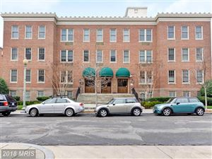 Photo of 2410 20TH ST NW #207, WASHINGTON, DC 20009 (MLS # DC10121201)