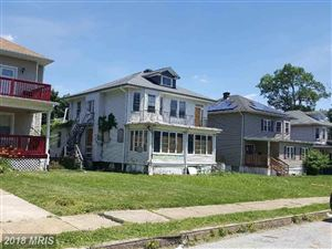 Photo of 3412 FAIRVIEW AVE, BALTIMORE, MD 21216 (MLS # BA10326204)