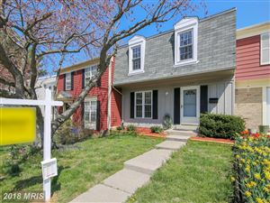 Photo of 18205 KITCHEN HOUSE CT, GERMANTOWN, MD 20874 (MLS # MC10215204)