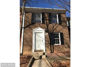 Photo of 8730 TAMAR DR #10-2, COLUMBIA, MD 21045 (MLS # HW10138205)