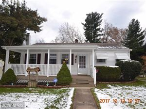 Photo of 45 WENGATE RD, OWINGS MILLS, MD 21117 (MLS # BC10119207)